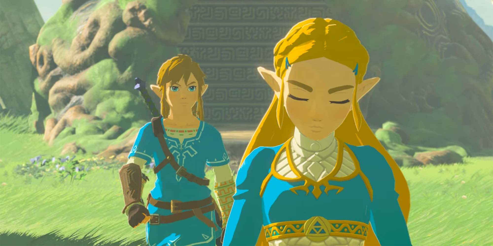 The Legend Of Zelda Breath Of The Wild Review 4amgaming